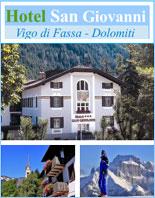 Hotel San Giovanni Vigo di Fassa
